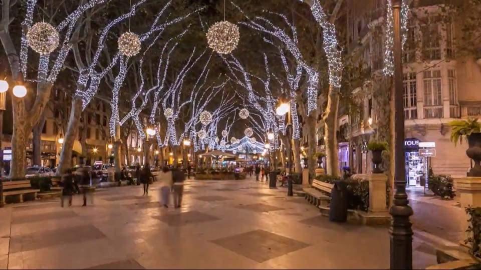 Ab Wann Weihnachtsbeleuchtung.Weihnachtszeit Auf Mallorca
